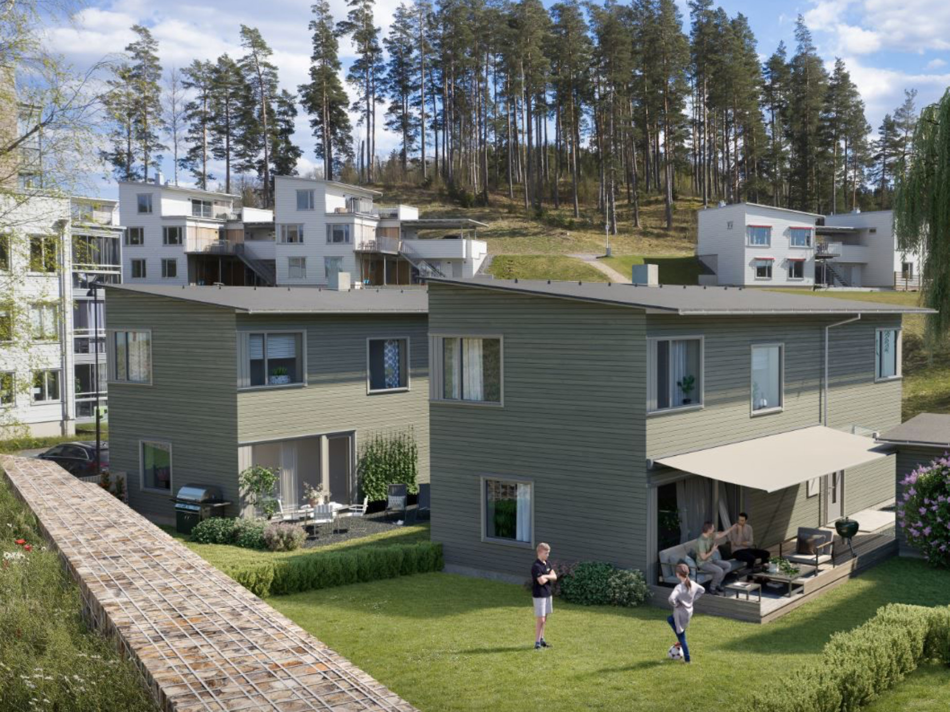 Nya bostäder – 5